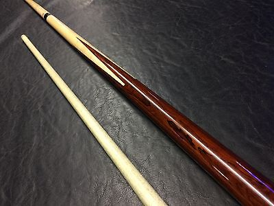 OB 121 Cocobolo Sneaky Pete Pool Cue w/ OB2+ Low Deflection Shaft