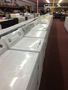 WASHERS AND DRYERS STARTING AT $299 (lamar/i78)