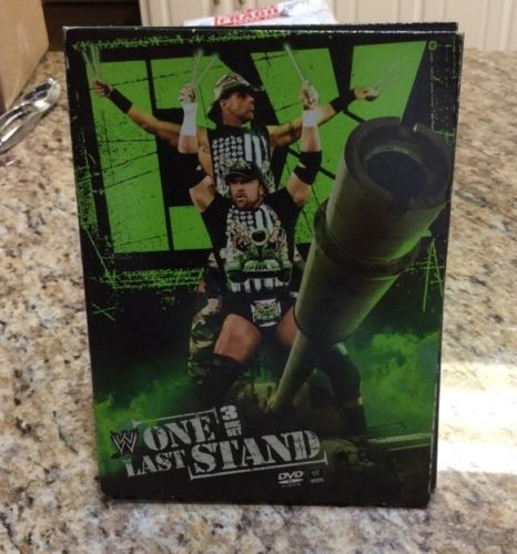 WWE: D-Generation X - One Last Stand (DVD, 2011, 3-Disc Set)