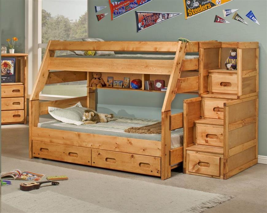 this end up trundle bunk bed for sale classifieds. Black Bedroom Furniture Sets. Home Design Ideas