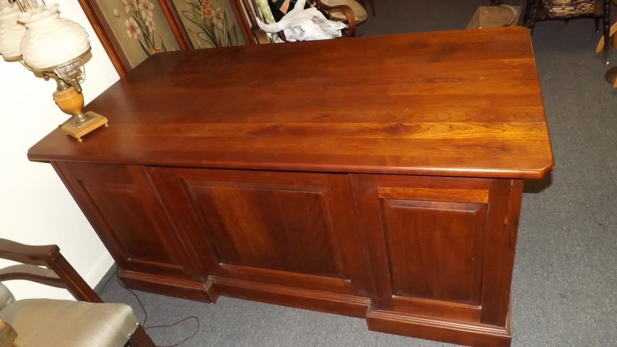 Bob Timberlake Cherry Desk - multi Drawer - Office or Home Furniture