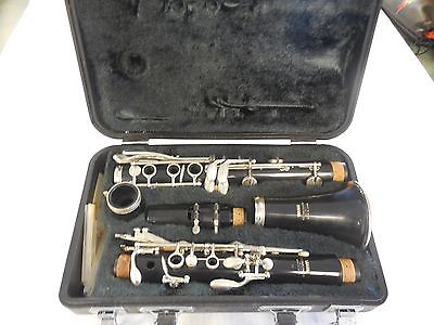 Yamaha YCL-20 Clarinet in black case