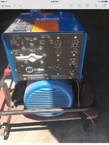 Miller 225 welder generator (Stoughton)