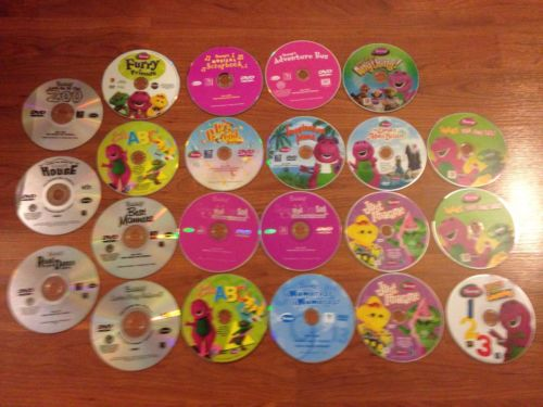 Barney And Friends Dvds For Sale Classifieds