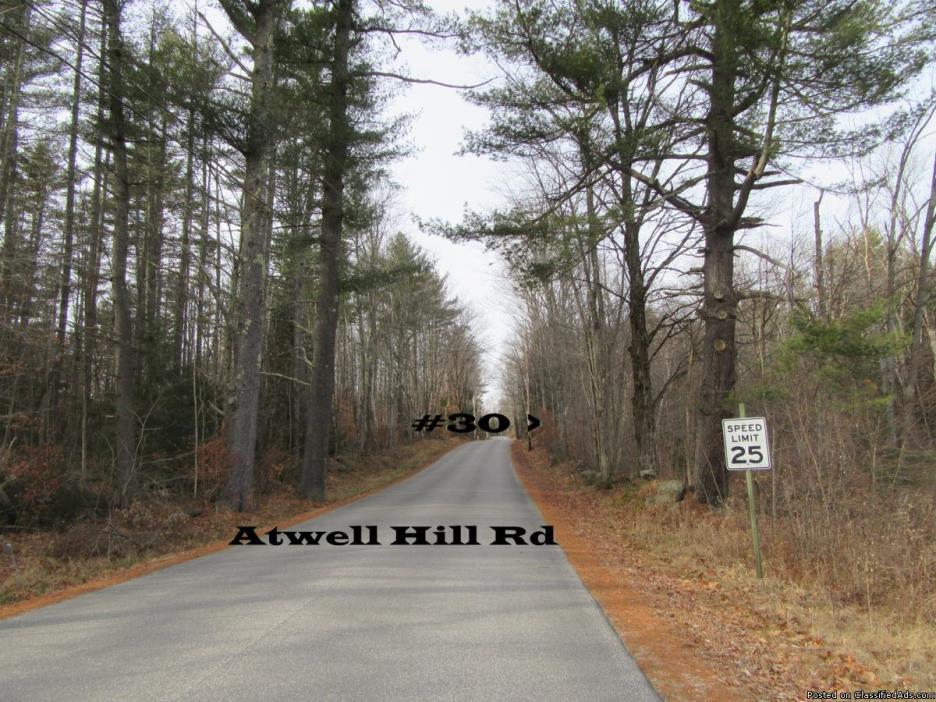 1/2 Acre Campsite/RV Site