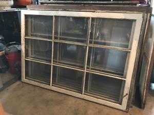Old Vintage Antique windows (Graham)