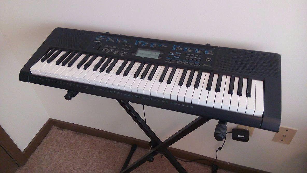 Casio CTK-2300 Keyboard