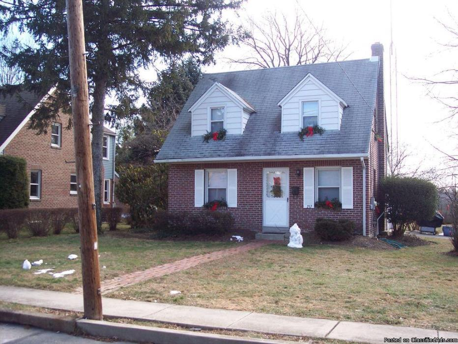 charming 2 bedroom/ 1 bathroom house in Media,Pa