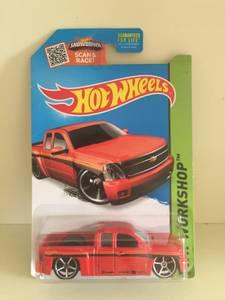 Hot Wheels - Chevy Silverado HW Workshop 2015 (NEW) (Kettering)