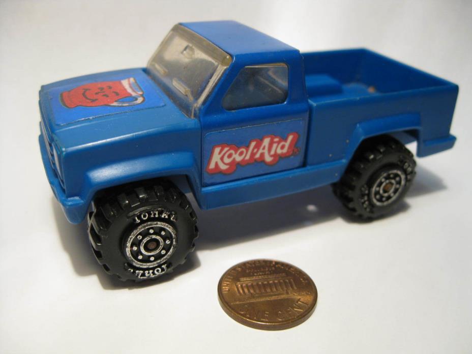 Advertising Ford Pickup Truck KOOL-AID TONKA mid 1980s diecast
