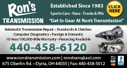 Ron's Transmission, Inc.