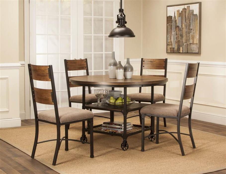 5-Pc Dining Table Set [ID 3471445]