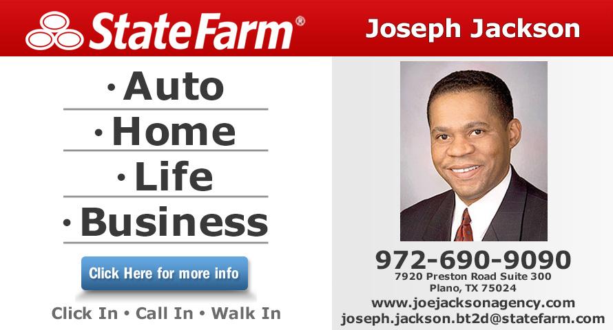 Joseph Jackson - State Farm Insurance Agent