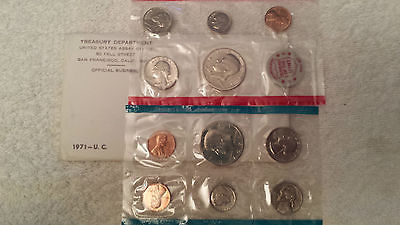 1971 US MINT SET