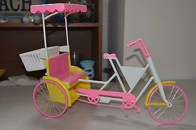 BARBIE BEACH TAXI