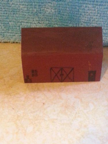 Vintage Handmade Wooden Barn