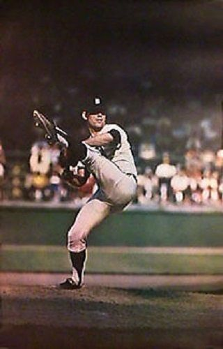 10 copies Detroit Tiger Denny McClain 1968  Posters Mint