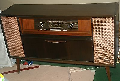 Telefunken console stereo