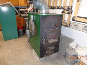 Jensen Wood / Coal furnace (Somerset)