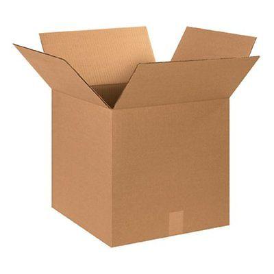 Box Mailers Aviditi 151515 Corrugated Box, 15 Length x 15 Width x 15 Height,