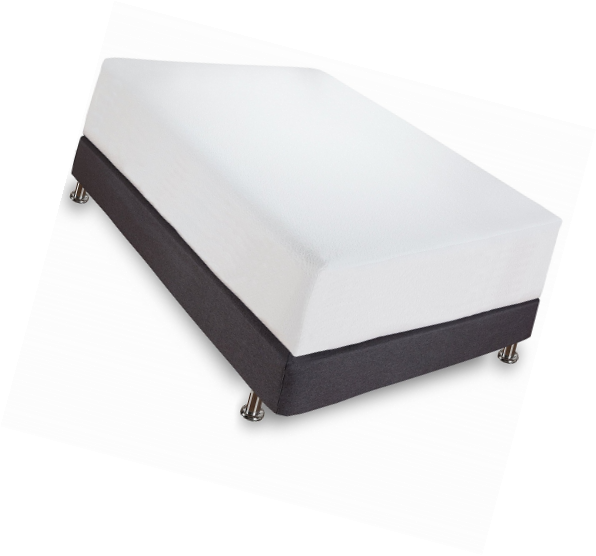 Classic 12-Inch Ventilated Memory Foam Mattress, Queen Size