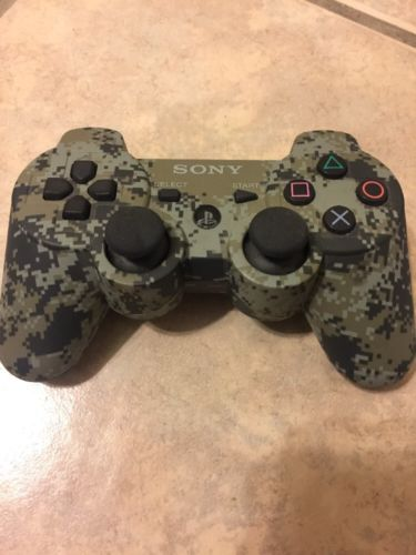 GENUINE Sony PlayStation 3, PS3 DualShock SIXAXIS Controller