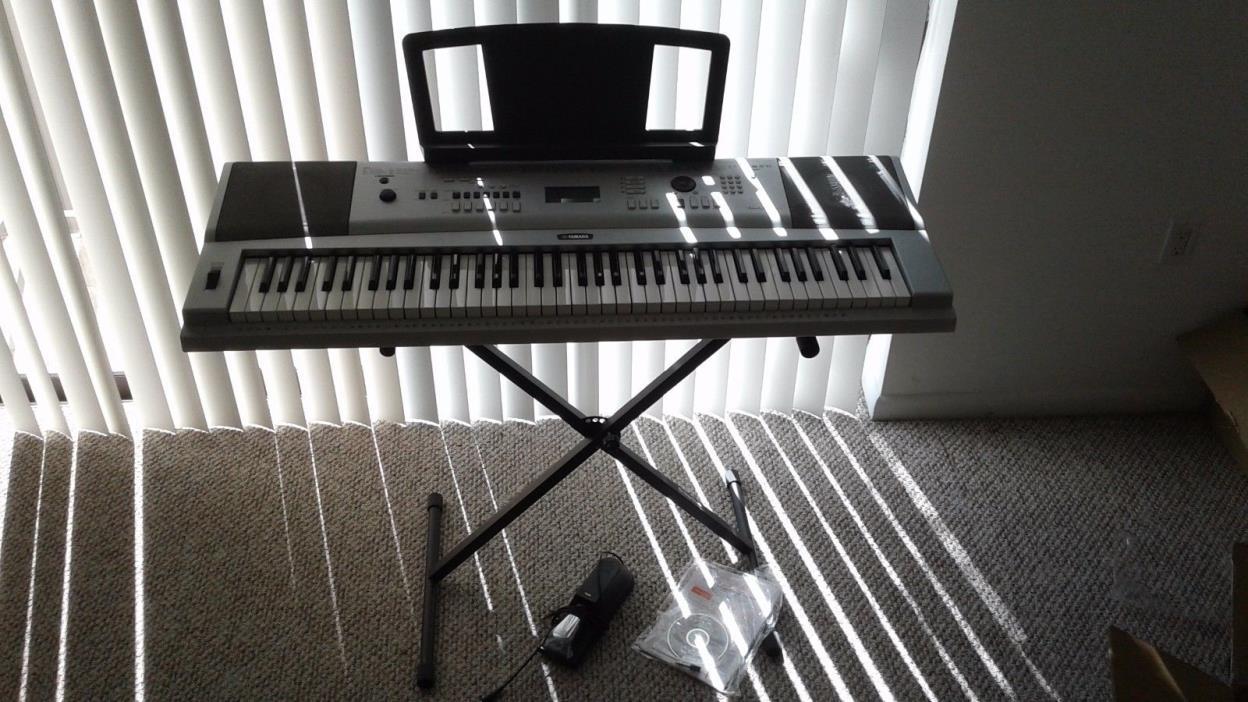 Yamaha dgx 230 for sale classifieds for Yamaha dgx 200 portable grand keyboard