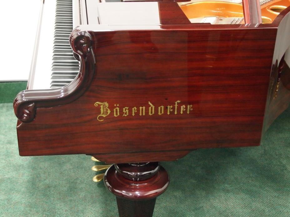 1900's Bosendorfer 7' Rosewood Grand Piano