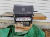 Free BBQ Gas Grill wtank