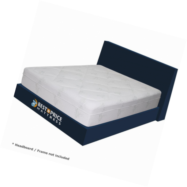 Best Price Mattress 12-Inch Grand Memory Foam Mattress, Queen