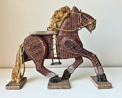 Carved Wood Horse For Sale Classifieds