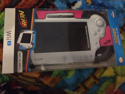 Wii U Gamepad Armor by Nerf