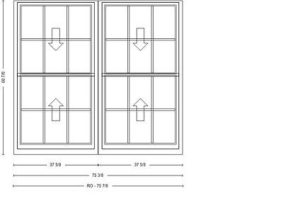 Andersen windows for sale classifieds for Andersen 400 series double hung windows cost