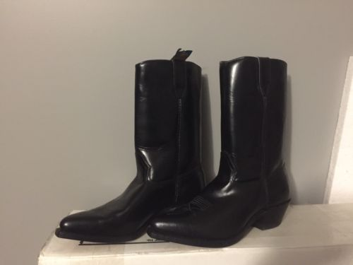 Cowboy Boots Vintage NOS Boulet