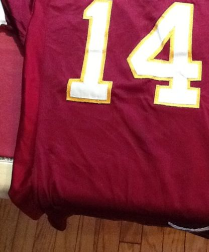 brad johnson nfl signed jersey