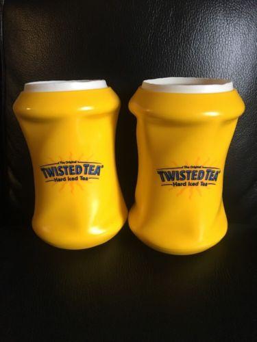 NEW! Twisted Tea Hard Iced Tea Koozie