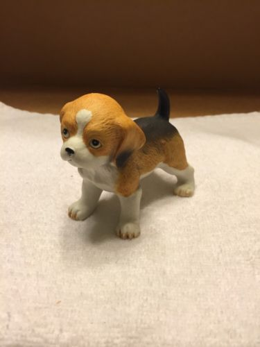 Homco Beagle Puppy Figurine