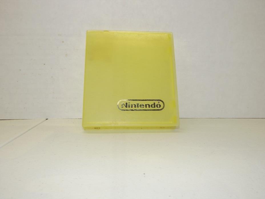 NES Original Official Nintendo Plastic Cartridge Game Case Dust Cover