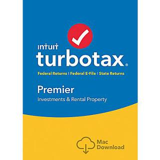 TurboTax Premier 2016 Windows Download
