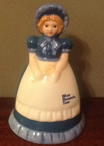 Vintage Blue Bonnet Sue Bell 5