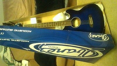 IBANEZ TALMAN ACOUSTIC/ELECTRIC GUITAR