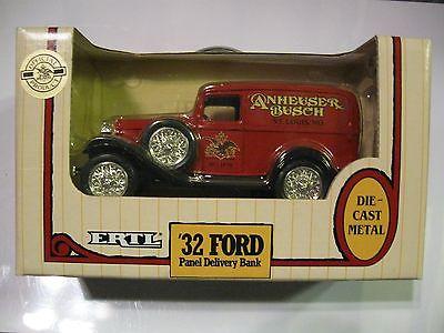 Ertl 1/25 scale Anheuser Busch 1934 panel truck