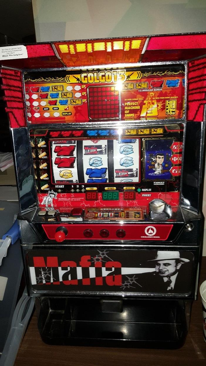 Mafia e slot machine