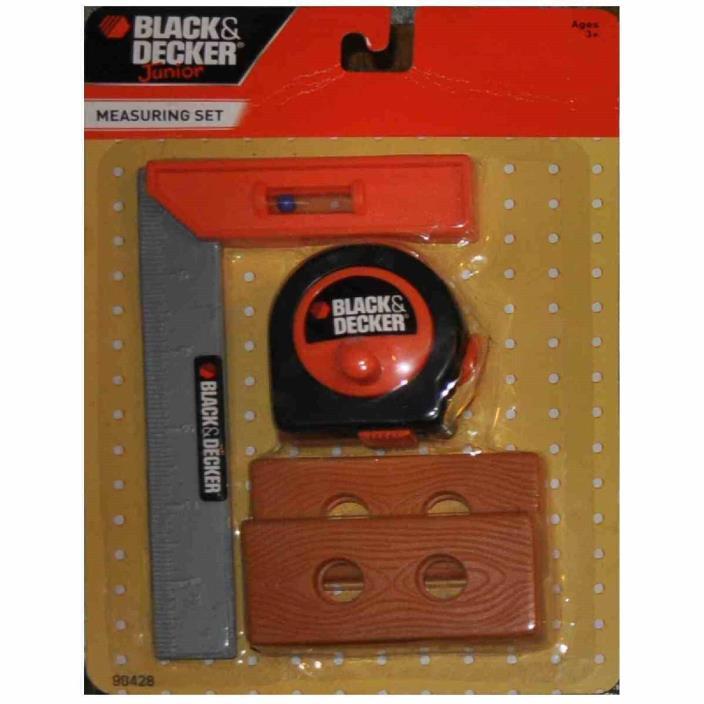 Black & Decker Measuring Set