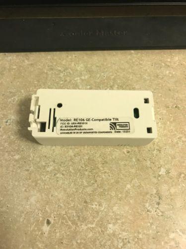 GE garage door tilt sensor wireless alarm system know when garage door is open