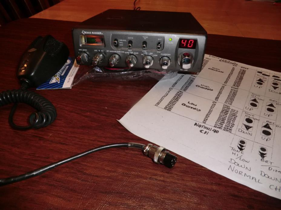 ranger cb radios for sale classifieds