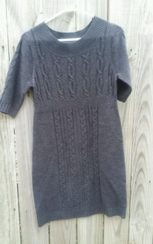 Dress barn sweater dress m