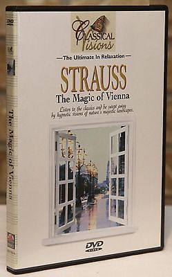Classical Visions- Strauss-The Magic of Vienna - The Ultimate in Relaxation  DVD