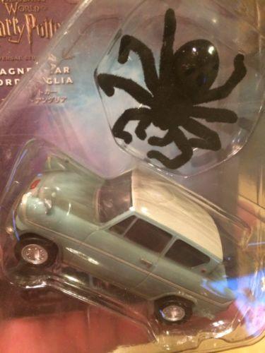 Harry Potter Diecast Movie Car
