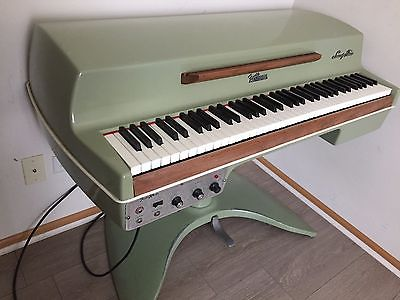 VINTAGE 1969 FENDER RHODES STUDENT PIANO RARE CHICAGO PICKUP